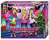 Kosmos 631895 - Die drei !!! Adventskalender 2015 - Löse 24 Rätsel im weihnachtlichen Liebes-Chaos
