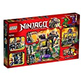 LEGO Ninjago - Playthèmes - 70749 - Jeu De Construction - Le Temple Anacondra
