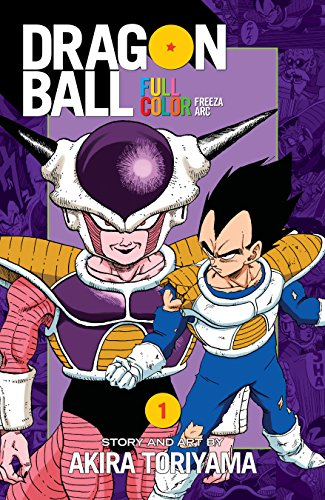 Dragon Ball Full Color Freeza Arc, Vol. 1 (English Edition) eBook ...