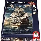Schmidt - 58153 - Puzzle Classique - Toutes Voiles Dehors - 1000 Pièces
