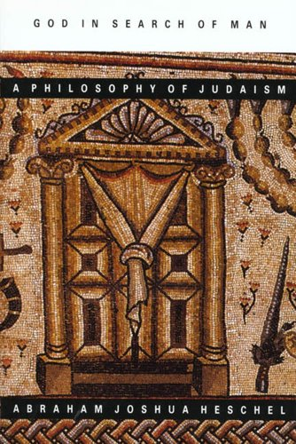 God in Search of Man: A Philosophy of Judaism (English Edition)
