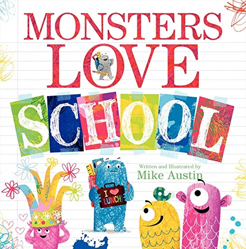 Monster Love School por Austin Michael