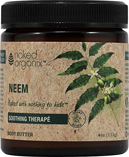 organix-south-soothing-therape-neem-body-butter-fragrance-free-4-oz-113-g
