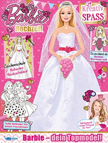 Barbie KreativSPASS Magazin Nr.18/2018 - Hochzeit