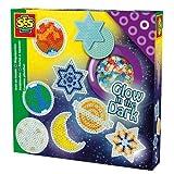 NEU Bügelperlen Set, leuchtende Sterne [Spielzeug]