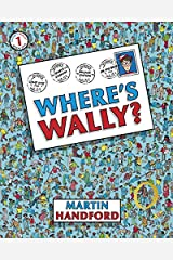 Where's Wally? Paperback
