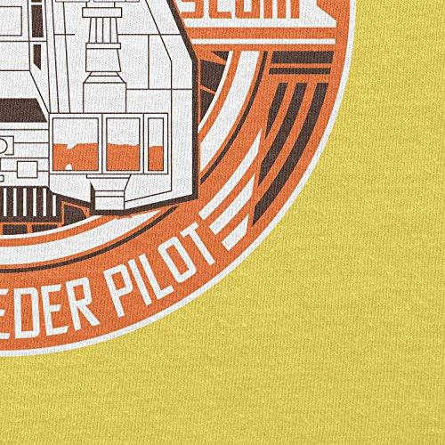 Texlab–Rebel Scum Speeder–sacchetto di stoffa Gelb