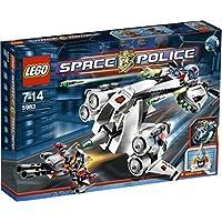 Lego Space Police 5983 Undercover Cruiser