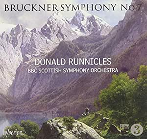 Bruckner: Symphony No. 7 In E Major (Donald Runnicles/ BBC Scottish Symphony Orchestra) (Hyperion: CDA67916)