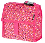 Best PackIt Lunch Boxes - PackIt Freezable Lunch Bag, Mini, Poppies Review