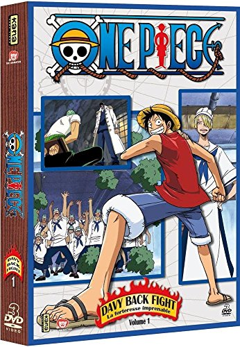 One Piece - Davy Back Fight - Coffret 1