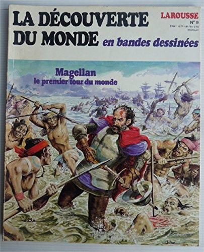 Magellan : Au pays du Soleil levant (La Dcouverte du monde en bandes dessines)