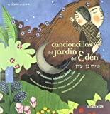Cancioncillas Del Jardin Del Eden/ Songs of The Garden of Eden