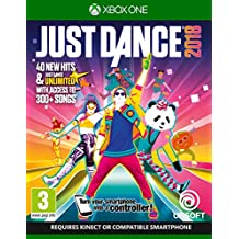 Just Dance 2018 requires Kinect or Smartphone (Xbox One) [importación inglesa]