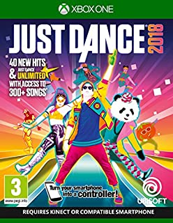 Just Dance 2018 (Xbox One) (B072K4RBRM)   Amazon Products