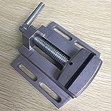 drill Press vice squisito in lega di alluminio con fresatrice banco da lavoro Taglia libera As Shown