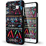 Galaxy A5 2016 Coque,Lizimandu 3D Motif Tpu Silicone Gel Étui Housse Protection Shell Cover Case Pour Samsung Galaxy A5 2016(Style Africain/Africa Style)