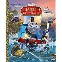 Sodor's Legend of the Lost Treasure (Thomas & Friends) (Big Golden Book)