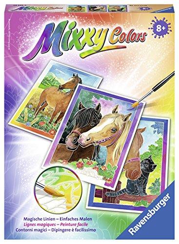 Ravensburger Mixxy Colors 29346 - Pferdefreunde