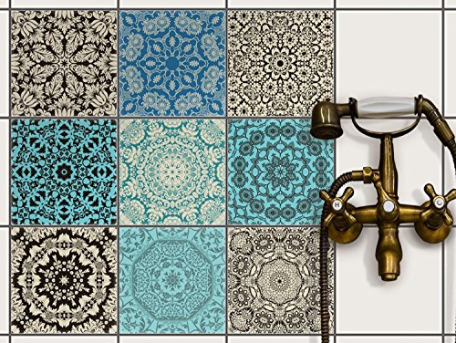 Piastrelle mosaico adesive   Piastrelle autoadesive adesivi per ...