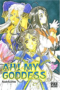 Ah ! My Goddess Edition simple Tome 27