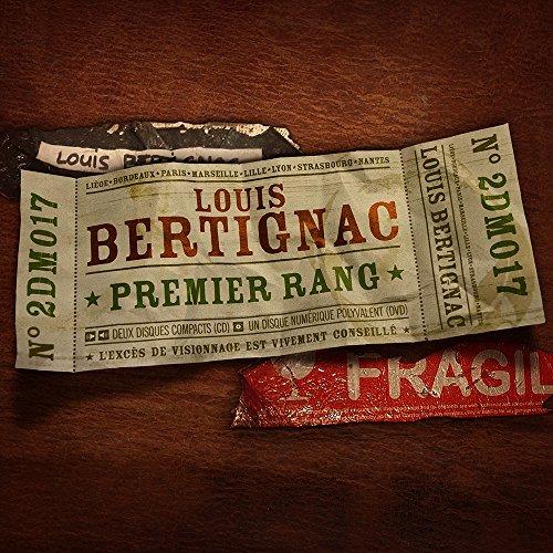 Premier rang + DVD | Bertignac, Louis