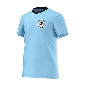 adidas germany 74 fan tshirt heren