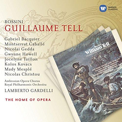 """Guillaume Tell, Act 4 Scene 7: """"Suivez-moi! suivez-moi!"""" (Leuthold, Hedwige, Mathilde, Chorus) - Choeur, """"Vers la rive prochaine"""" (Chorus, Gessler, Guillaume)"""