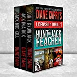 Licensed to Thrill 1: Hunt For Jack Reacher Series Thrillers Books 1-3 (Diane Capri�...