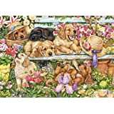 Gibsons Keeping A Low Profile Jigsaw Puzzle (1000 Pieces)