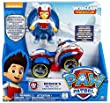 Paw Patrol Ryder's Winter Rescue Metallic Snowmobile