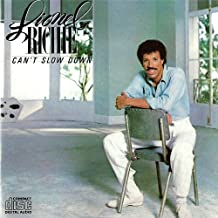 Kult Album aus dem Jahre 1983 - als die große Karriere von Lionel Richie begann (CD Album, 8 Titel) All Night Long (All Night) / Penny Lover / Stuck On You / Running With The Night / Hello u.a.