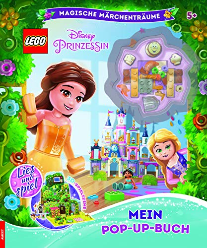 LEGO® DISNEY Prinzessin - Mein Pop-up-Buch