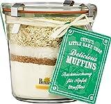 Birkmann Backmischung im Glas - Apfel-Muffins 390 g