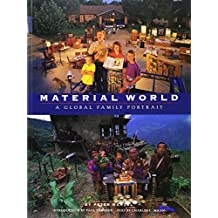 Material World: A Global Family Portrait by Peter Menzel (1995-10-03)