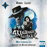 Skulduggery Pleasant - Mitternacht: Gelesen von Rainer Strecker, 2 mp3 CDs, ca. 10 Std., 30 Minuten