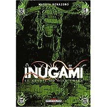 Inugami : Le Réveil du dieu chien, tome 7