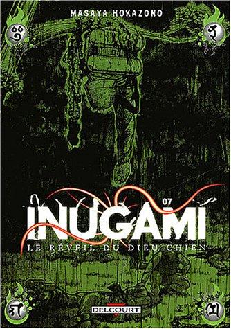 Inugami : Le Réveil du dieu chien, tome 7 par Masaya Hokazono