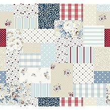 estilo patchwork antiguo pas de la cocina novedad tela para cortinas tapicera vendido por la