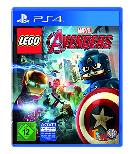 LEGO Marvel Avengers - [PlayStation - Video Games Lego Avengers