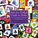 Search Press 1-Piece Books 460 Iris Folded Cards to Make,