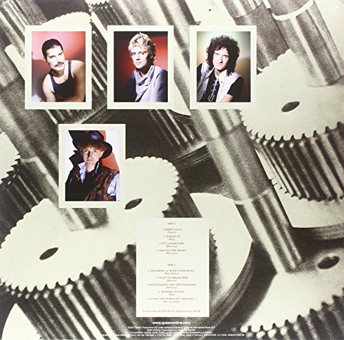 The Works (Limited Edition) [Vinyl LP] - 2