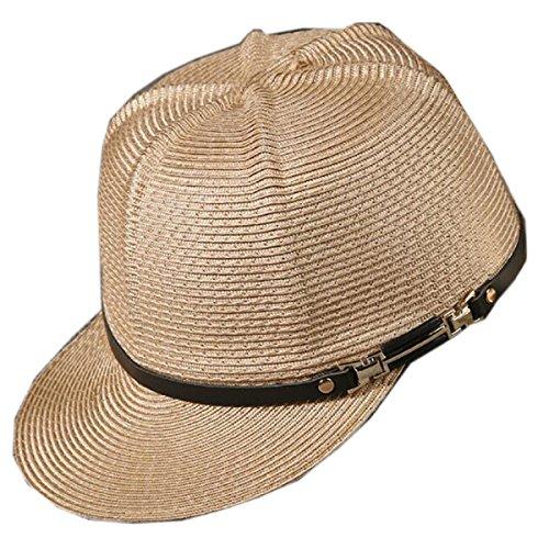 Mai Dou Dames été Le Soleil L'ombre Chapeau De Base-ball brown