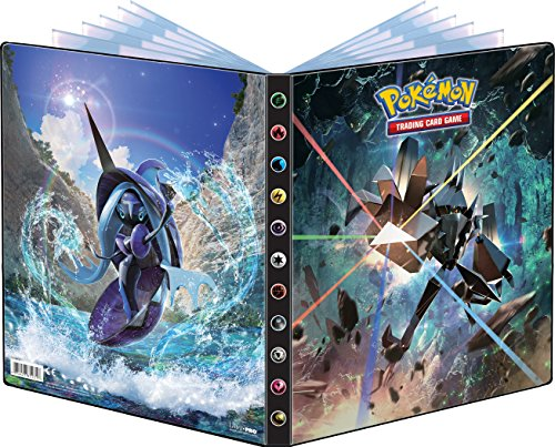 Ultra PRO 85131 Cuaderno para tarjetas A4 – Pokemon sol y luna 3