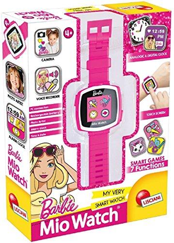lisciani-giochi-51632-mio-watch-barbie
