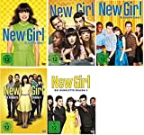 New Girl Staffel 1-5 (1+2+3+4+5) / DVD Set