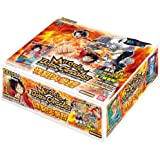 "Miracle Battle Carddas one piece ""explosion! Fire pistol"" Booster Pack [OP12] (BOX) (japan import)"