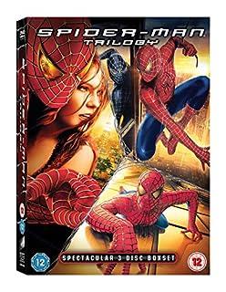 Spider-Man Trilogy [DVD] [2009] (B002GJI76W) | Amazon price tracker / tracking, Amazon price history charts, Amazon price watches, Amazon price drop alerts