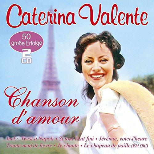 Chanson d'amour - 50 grands succès en français - 50 große Erfolge in französisch