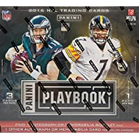 2016Panini PlayBook Football Hobby Box NFL